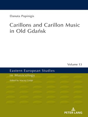 cover image of Carillons and Carillon Music in Old Gdańsk