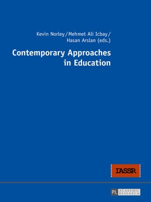 cover image of Contemporary Approaches in Education