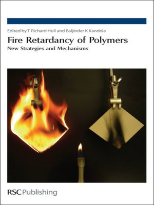 cover image of Fire Retardancy of Polymers