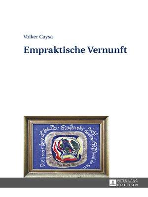 cover image of Empraktische Vernunft