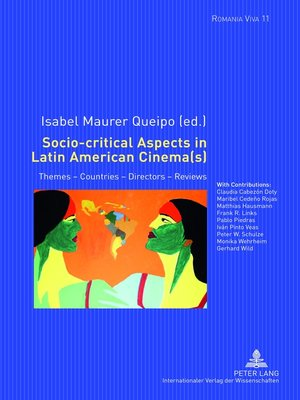 cover image of Socio-critical Aspects in Latin American Cinema(s)