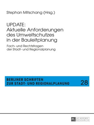 cover image of UPDATE