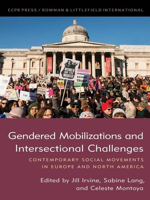 cover image of Gendered Mobilizations and Intersectional Challenges