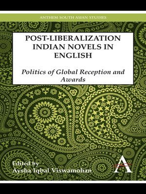 cover image of Postliberalization Indian Novels in English