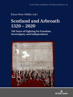 cover image of Scotland and Arbroath 1320  2020