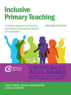 cover image of Inclusive Primary Teaching