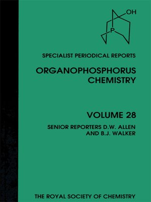 cover image of Organophosphorus Chemistry, Volume 28