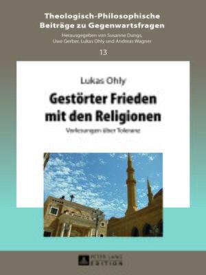 cover image of Gestoerter Frieden mit den Religionen