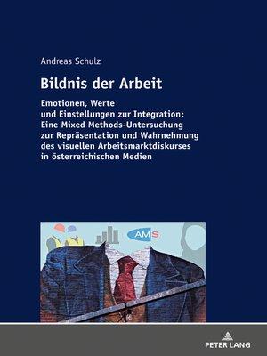cover image of Bildnis der Arbeit