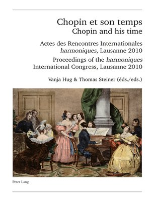 cover image of Chopin et son temps / Chopin and his time