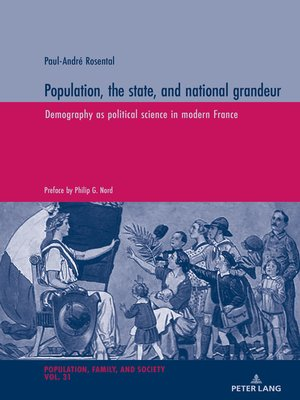 cover image of Population, the state, and national grandeur