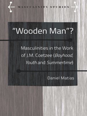 cover image of «Wooden Man»?