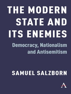 cover image of The Modern State and Its Enemies