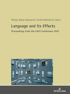 cover image of Language and its Effects