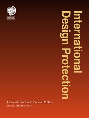 cover image of International Design Protection