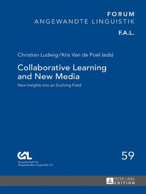 cover image of Collaborative Learning and New Media
