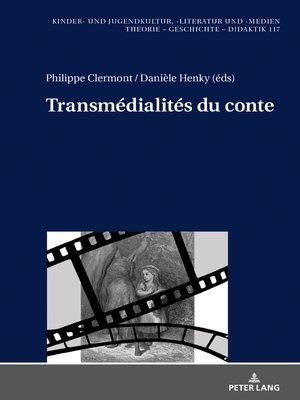 cover image of Transmédialités du conte