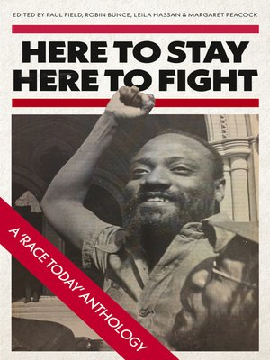 cover image of Here to Stay, Here to Fight