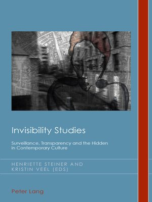 cover image of Invisibility Studies