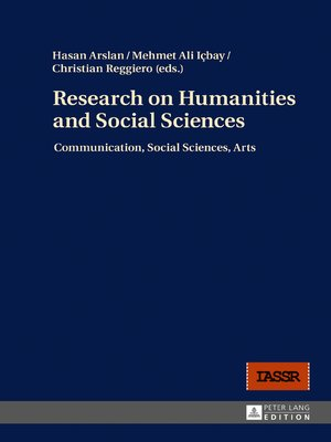 cover image of Research on Humanities and Social Sciences