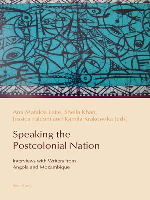 cover image of Speaking the Postcolonial Nation