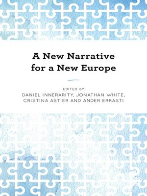 cover image of A New Narrative for a New Europe