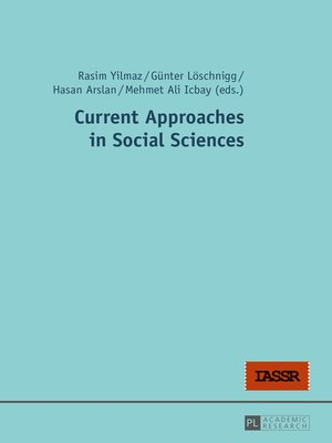 cover image of Current Approaches in Social Sciences
