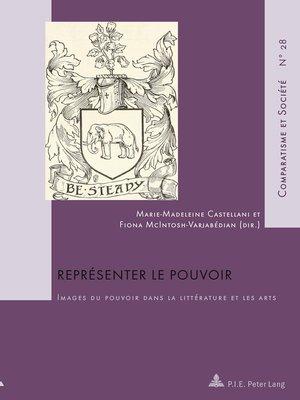 cover image of Représenter le pouvoir
