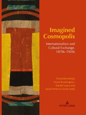 cover image of Imagined Cosmopolis