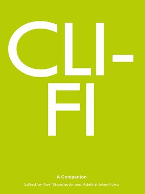cover image of Cli-Fi