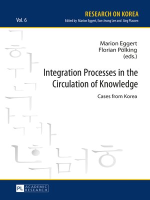 cover image of Integration Processes in the Circulation of Knowledge