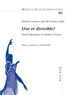 cover image of « Une et divisible ? »