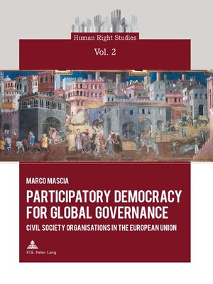 cover image of Participatory Democracy for Global Governance