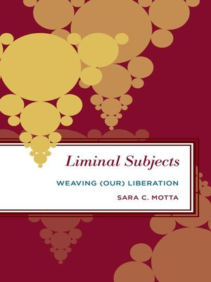 cover image of Liminal Subjects