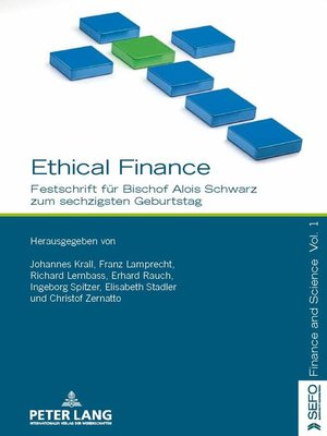cover image of Ethical Finance