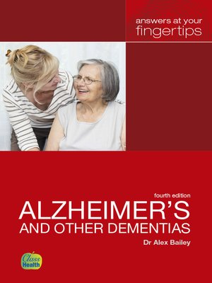 cover image of Alzheimers and other Dementias