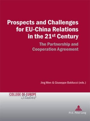 cover image of Prospects and Challenges for EU-China Relations in the 21st Century
