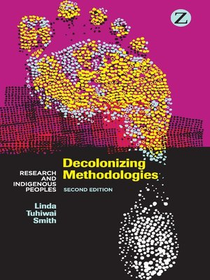 cover image of Decolonizing Methodologies
