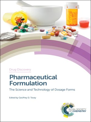cover image of Pharmaceutical Formulation