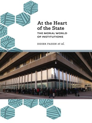 cover image of At the Heart of the State