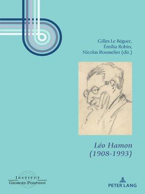 cover image of Léo Hamon (1908-1993)