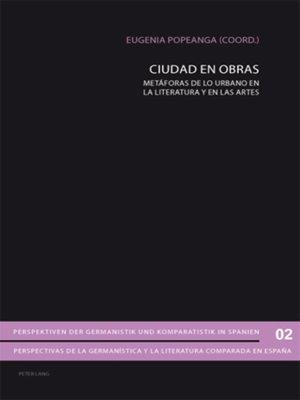 cover image of Ciudad en Obras