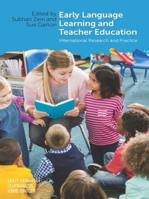 cover image of Early Language Learning and Teacher Education