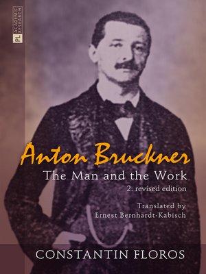 cover image of Anton Bruckner
