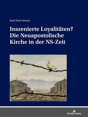 cover image of Inszenierte Loyalitaeten?