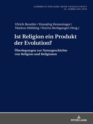 cover image of Ist Religion ein Produkt der Evolution?