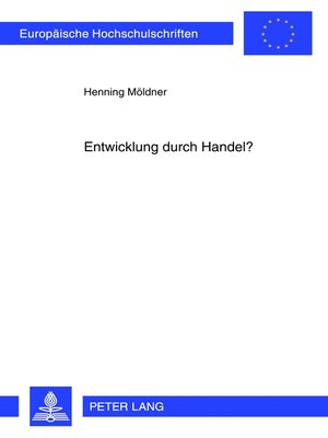 cover image of Entwicklung durch Handel?