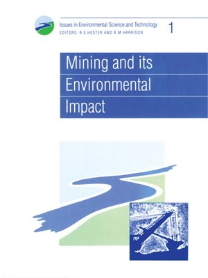 cover image of Mining and its Environmental Impact