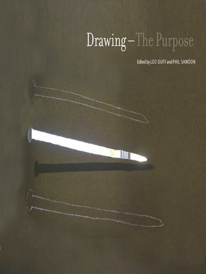 cover image of Drawing – The Purpose