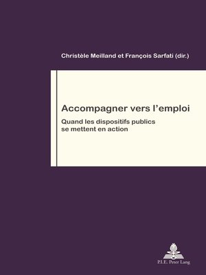 cover image of Accompagner vers lemploi